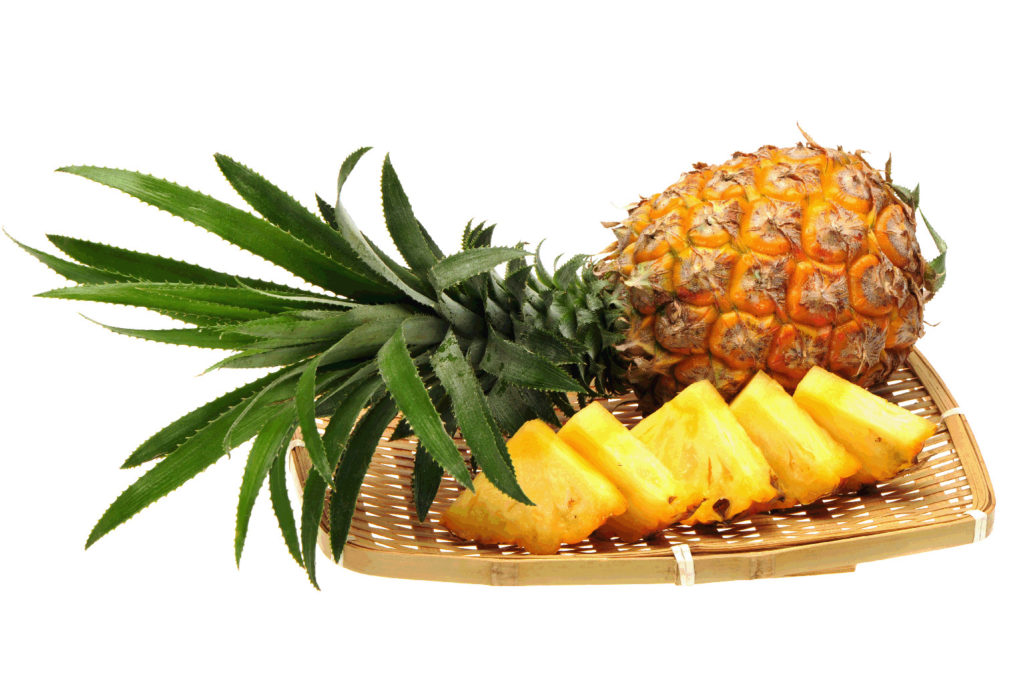 Nutrition facts of Pineapple