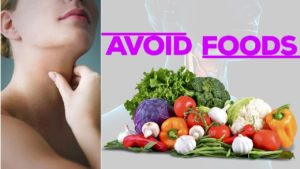 foods we must avoid